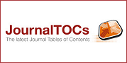 Serwis ticTOCs Journal Tables of Contents